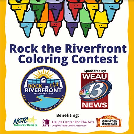 Coloring Contest Logo