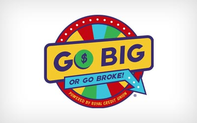 Go Big or Go Broke™ Logo