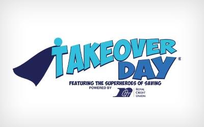 Takeover Day Logo