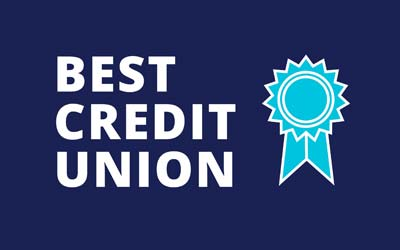 Best credit union graphic
