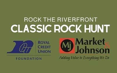 Rock Hunt banner graphic