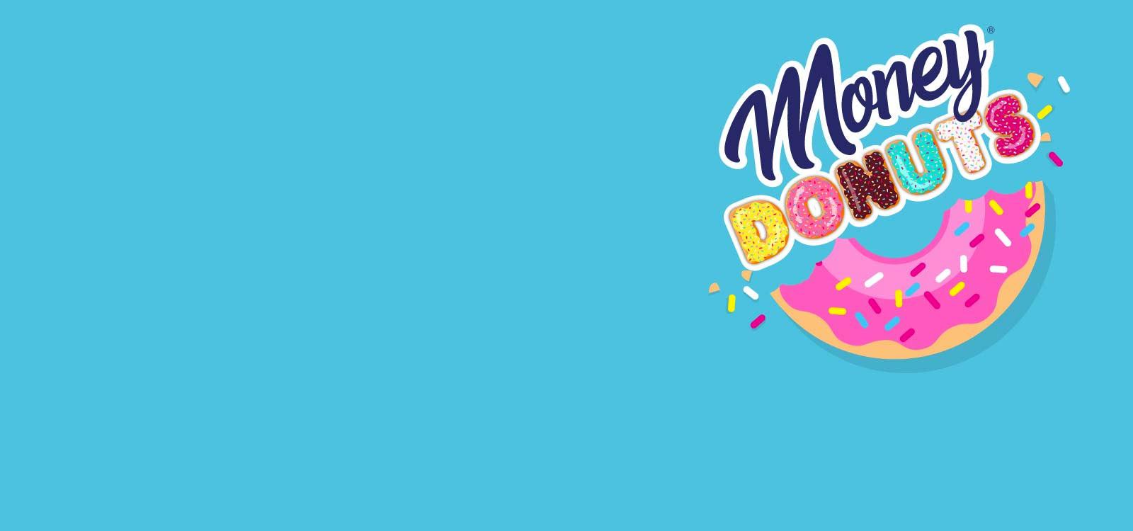Money Donuts logo
