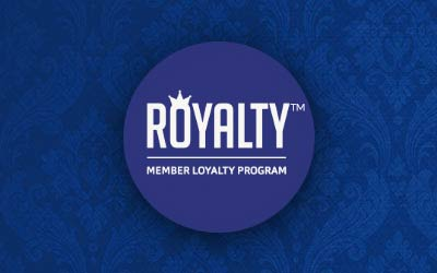 Royalty Program logo