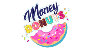 Money Donuts Logo